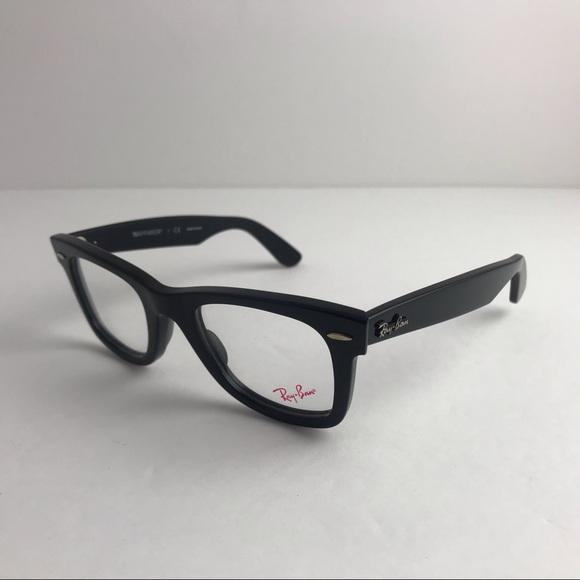 a85af46274 ... glasses RB5121 black wayfarer. M 5be773364ab633f5066ff074